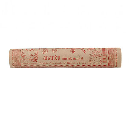 Incenso Natural Ananda Tradicional