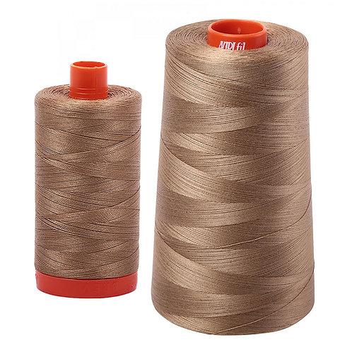 Aurifil Cotton Thread 50wt Toast 6010