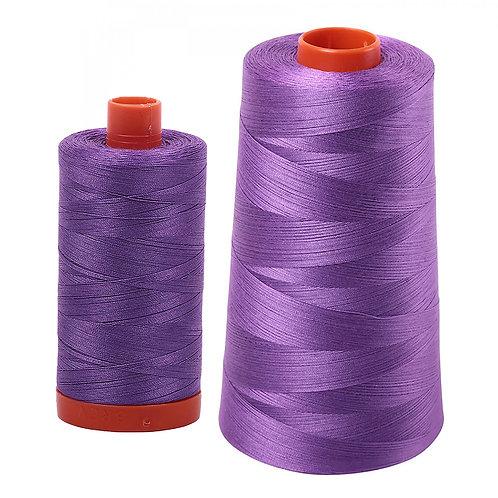 Aurifil Cotton Thread 50wt Medium Lavender 2540