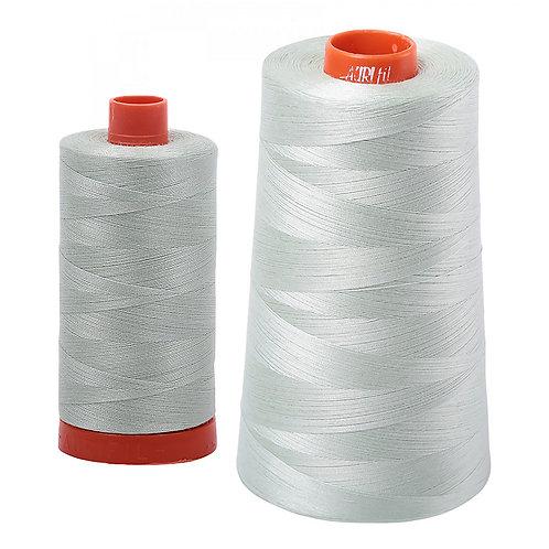 Aurifil Cotton Thread 50wt Platinum 2912