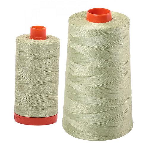 Aurifil Cotton Thread 50wt Light Avocado 2886