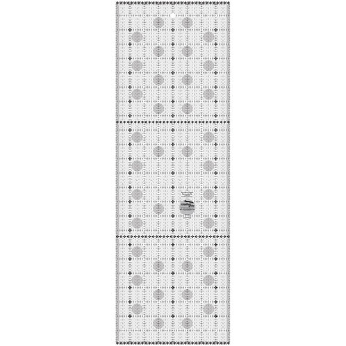 CGRPRG5-Creative Grids Charming Itty-BItty Eights Rectangle XL Ruler