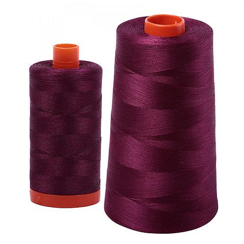 Aurifil Cotton Thread 50wt Plum 4030