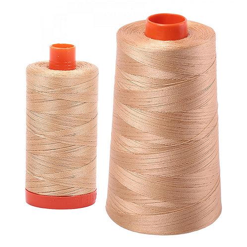 Aurifil Cotton Thread 50wt Cashmere 2318