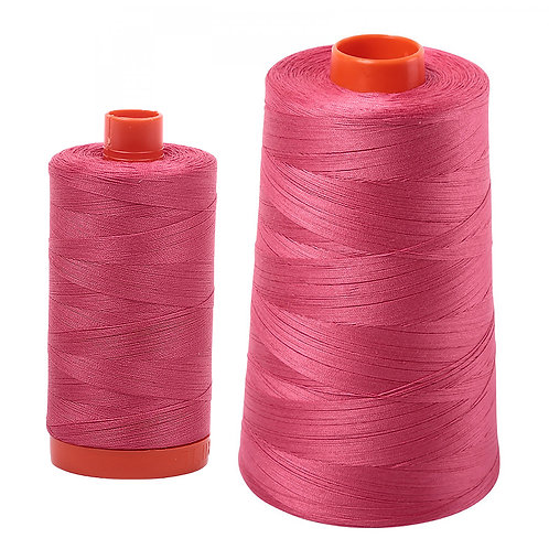 Aurifil Cotton Thread 50wt Peony 2440