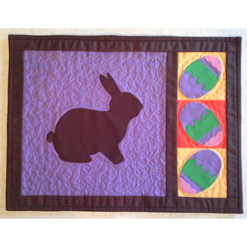 Hippity Hoppity Placemats by Cathey Laird