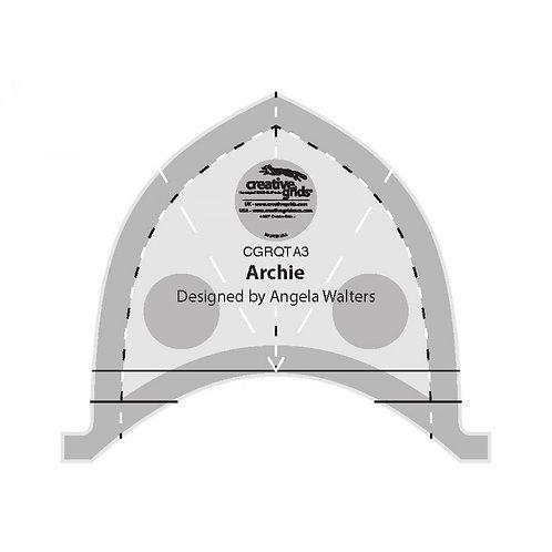 CGRQTA3-Creative Grids Archie Machine Quilting Tool