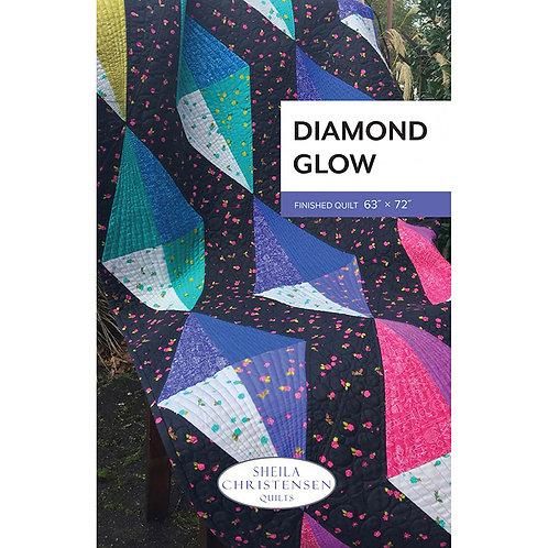 Diamond Glow Quilt by Sheila Christensen