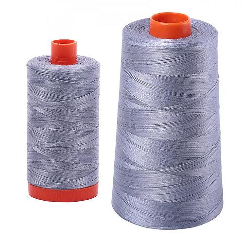 Aurifil Cotton Thread 50wt Swallow 6734
