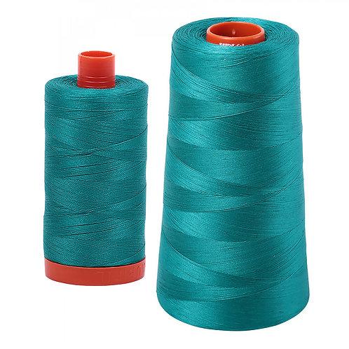 Aurifil Cotton Thread 50wt Jade 4093