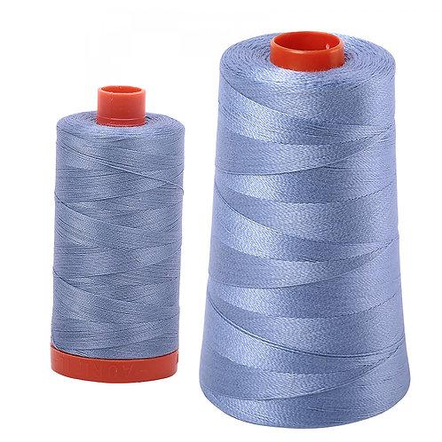 Aurifil Cotton Thread 50wt Slate 6720