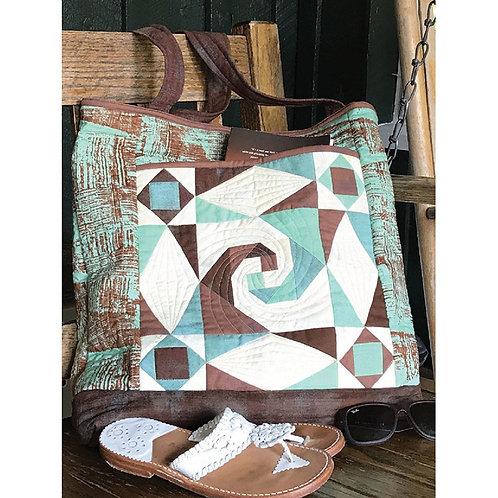 Stormy Beach Bag by Jean Ann Wright