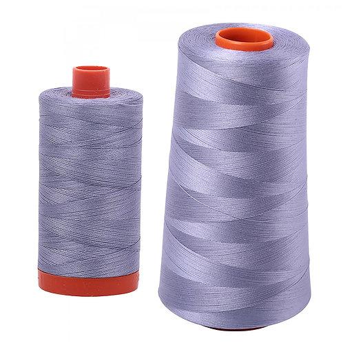 Aurifil Cotton Thread 50wt Grey Violet 2524