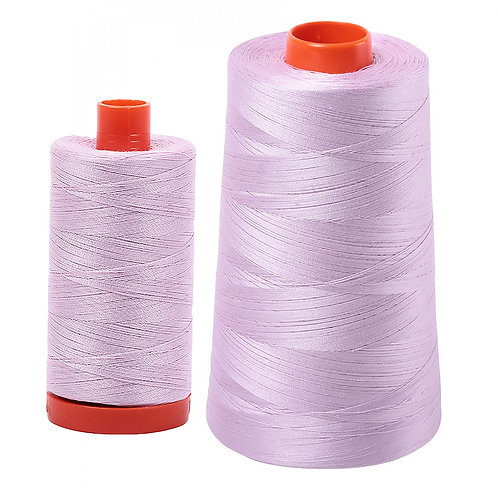 Aurifil Cotton Thread 50wt Light Lilac 2510