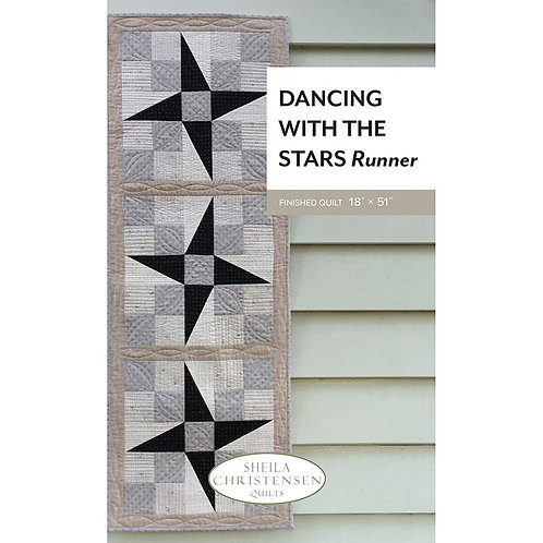 Dancing With the Stars Runner by Sheila Christensen