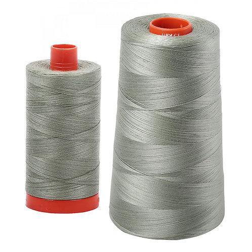 Aurifil Cotton Thread 50wt Military Green 5019