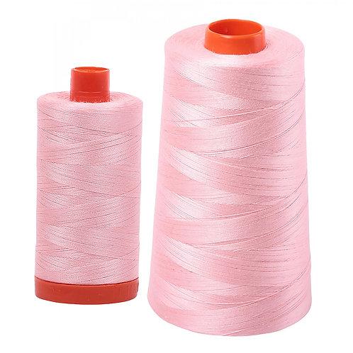 Aurifil Cotton Thread 50wt Blush 2415