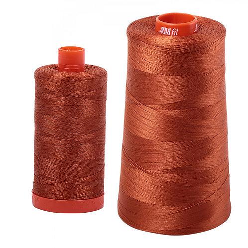 Aurifil Cotton Thread 50wt Cinnamon Toast 2390