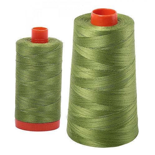Aurifil Cotton Thread 50wt Fern Green 2888