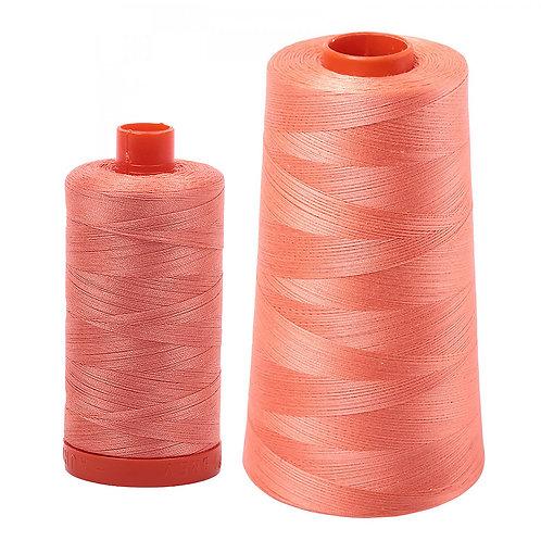 Aurifil Cotton Thread 50wt Light Salmon 2220
