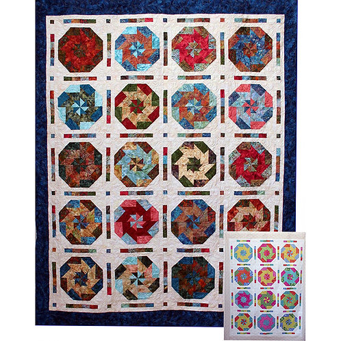 Pinwheel Parade by Marlous Designs