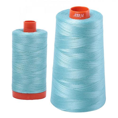 Aurifil Cotton Thread 50wt Light Turquoise 5006