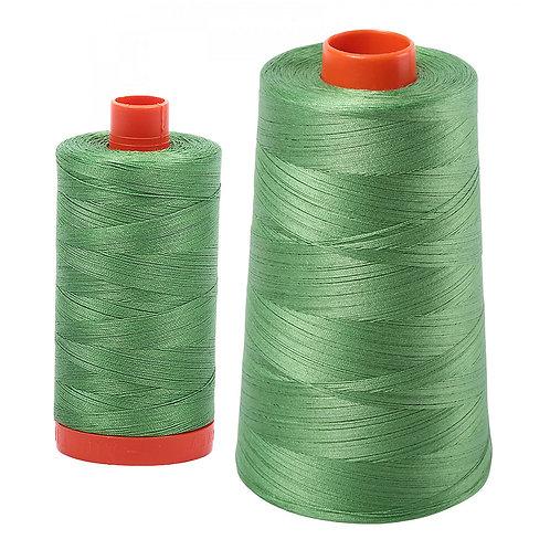 Aurifil Cotton Thread 50wt Green Yellow 2884