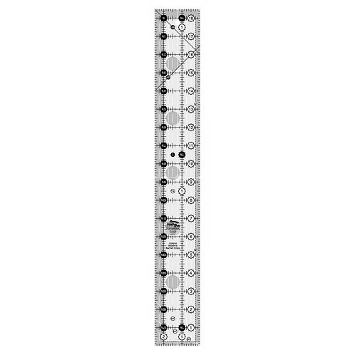 CGR218-Creative Grids 2-1/2in x 18-1/2in Quilt Ruler Rectangle