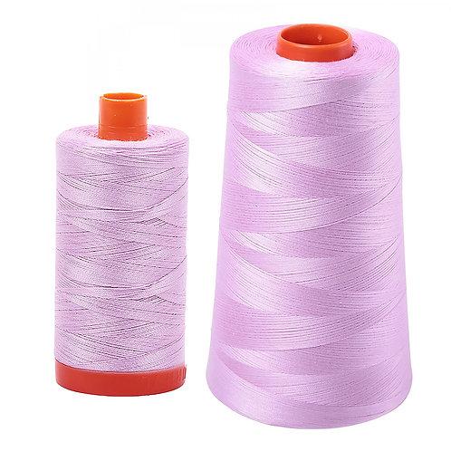 Aurifil Cotton Thread 50wt Light Orchid 2515
