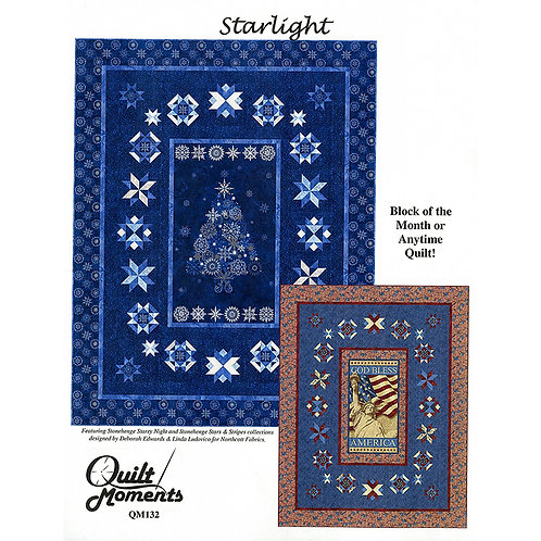 Starlight by Quilt Moments