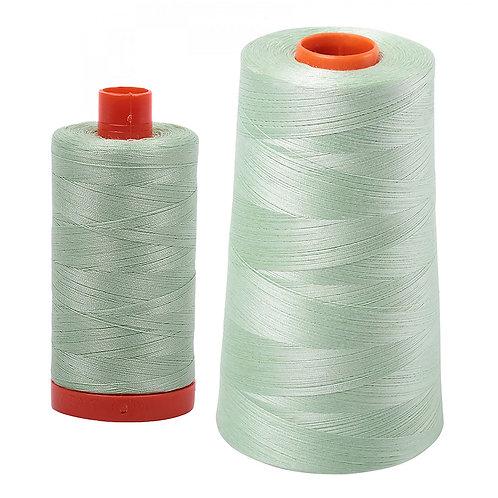 Aurifil Cotton Thread 50wt Pale Green 2880