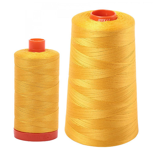 Aurifil Cotton Thread 50wt Yellow 2135