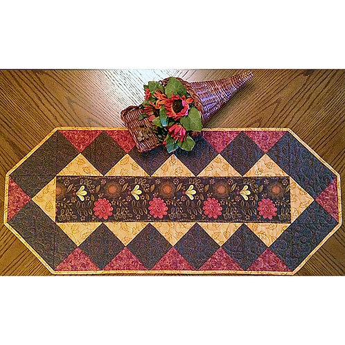 Fabulous Strip Table Runner by Cathey Laird