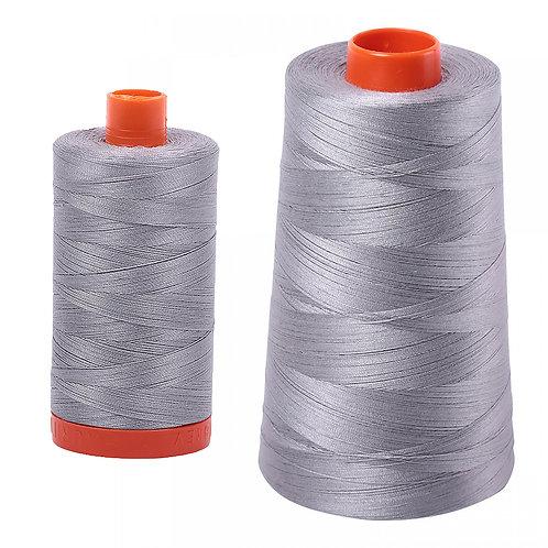 Aurifil Cotton Thread 50wt Mist 2606