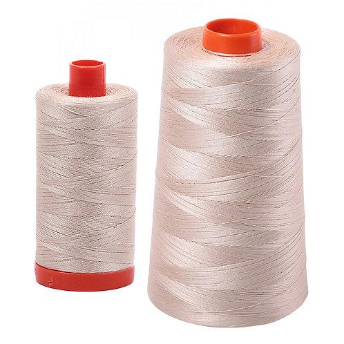 Aurifil Cotton Thread 50wt Ermine 2312