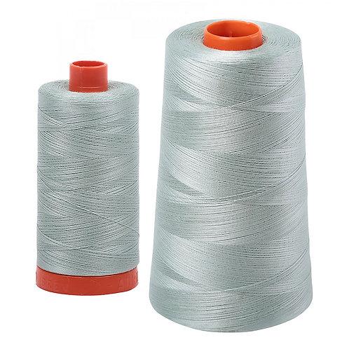 Aurifil Cotton Thread 50wt Marine Water 5014
