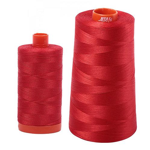 Aurifil Cotton Thread 50wt Paprika 2270