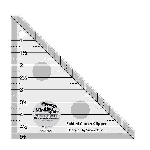 CGRFCC-Creative Grids Folded Corner Clipper