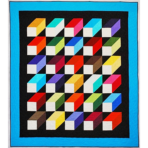 Block Party Quilt byCathey Laird
