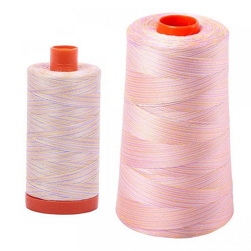 Aurifil Cotton Thread 50wt Variegated Bari 4651