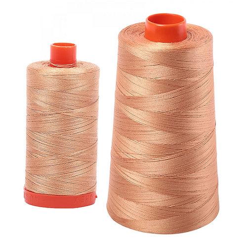 Aurifil Cotton Thread 50wt Light Toast 2320