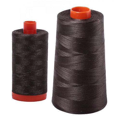 Aurifil Cotton Thread 50wt Asphalt 5013