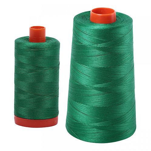 Aurifil Cotton Thread 50wt Green 2870