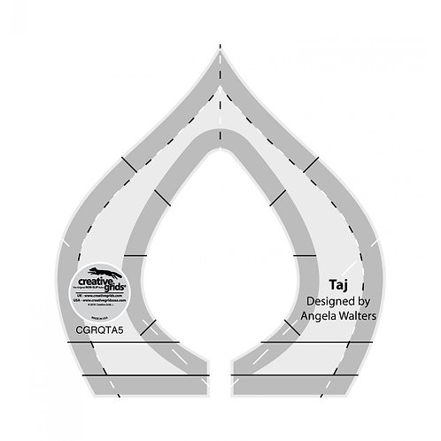 CGRQTA5-Creative Grids Taj Machine Quilting Tool