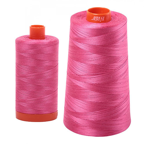 Aurifil Cotton Thread 50wt Blossom Pink 2530