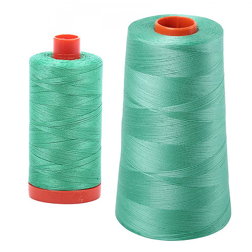 Aurifil Cotton Thread 50wt Light Emerald 2860