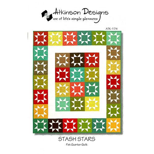 Stash Stars by Atkinson Designs