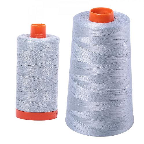 Aurifil Cotton Thread 50wt Arctic Sky 2612
