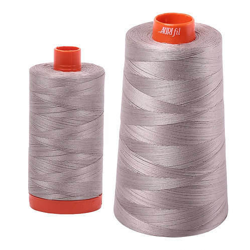 Aurifil Cotton Thread 50wt Steampunk 6730