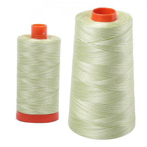 Aurifil Cotton Thread 50wt Variegated Light Spring